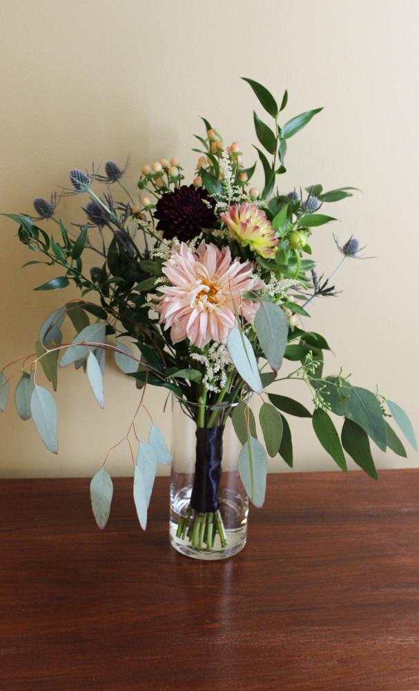 Hassler bridesmaid bouquet (1 of 1)