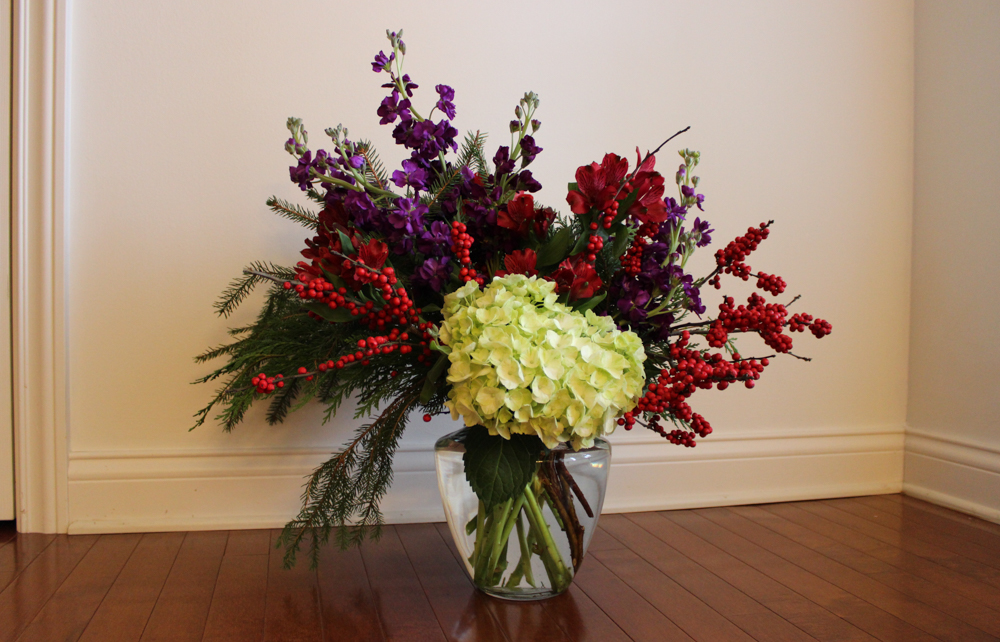 Holiday arrangement 12-22 (1 of 1)
