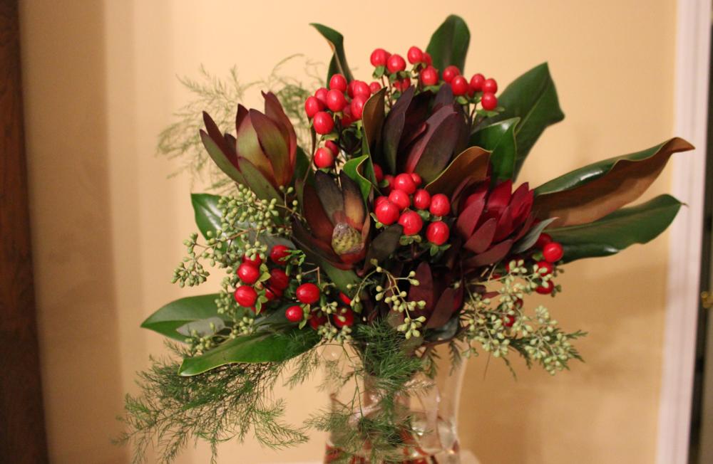Morley Bridesmaid Bouquet (1 of 1)