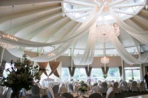 Rolling Hills Newburgh Indiana wedding reception