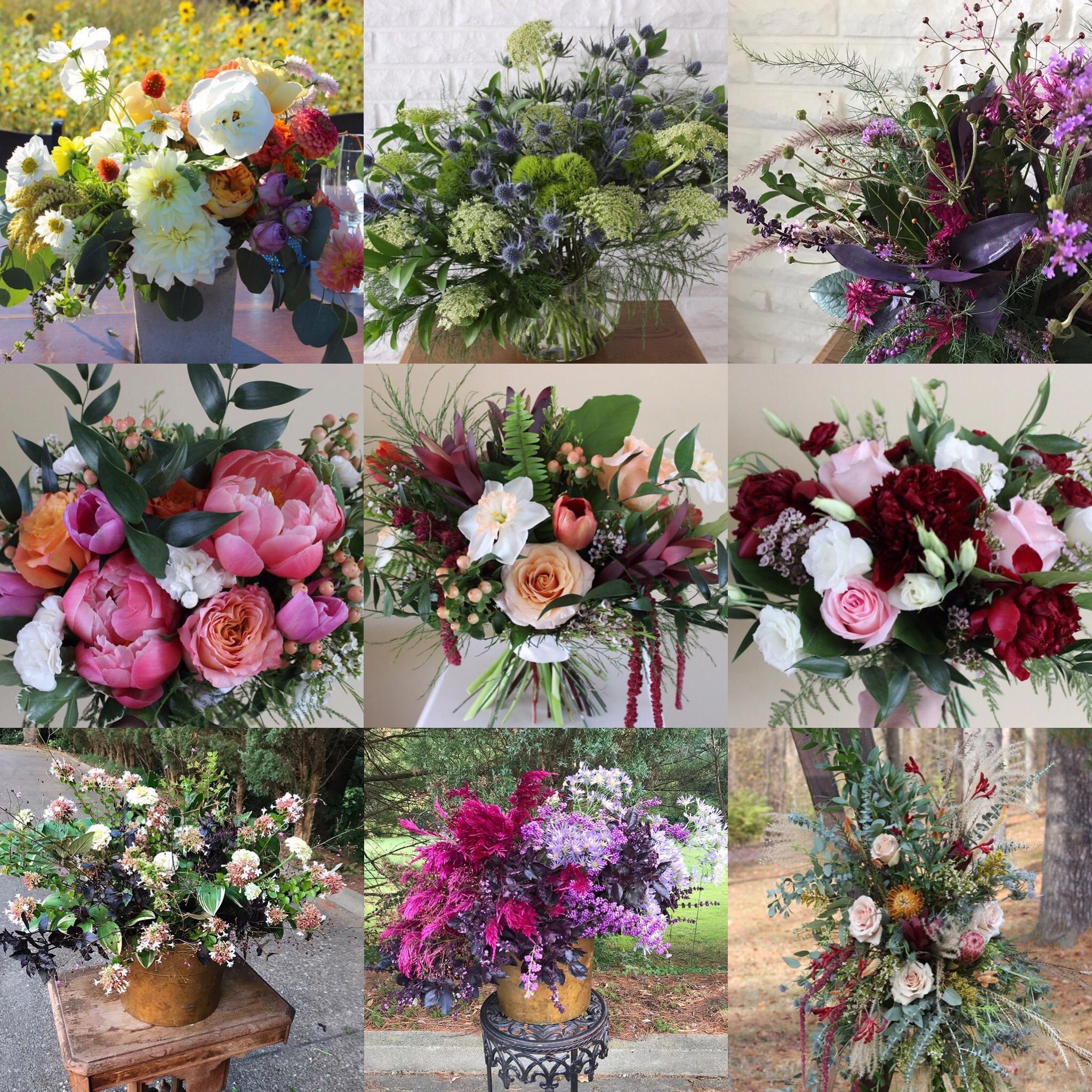 local flowers, indiana flowers, evansville, evansville florist, evansville wedding