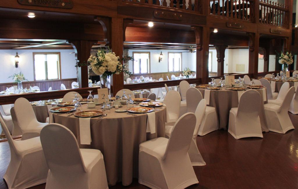 bauerhaus wedding, evansville wedding, evansville florist