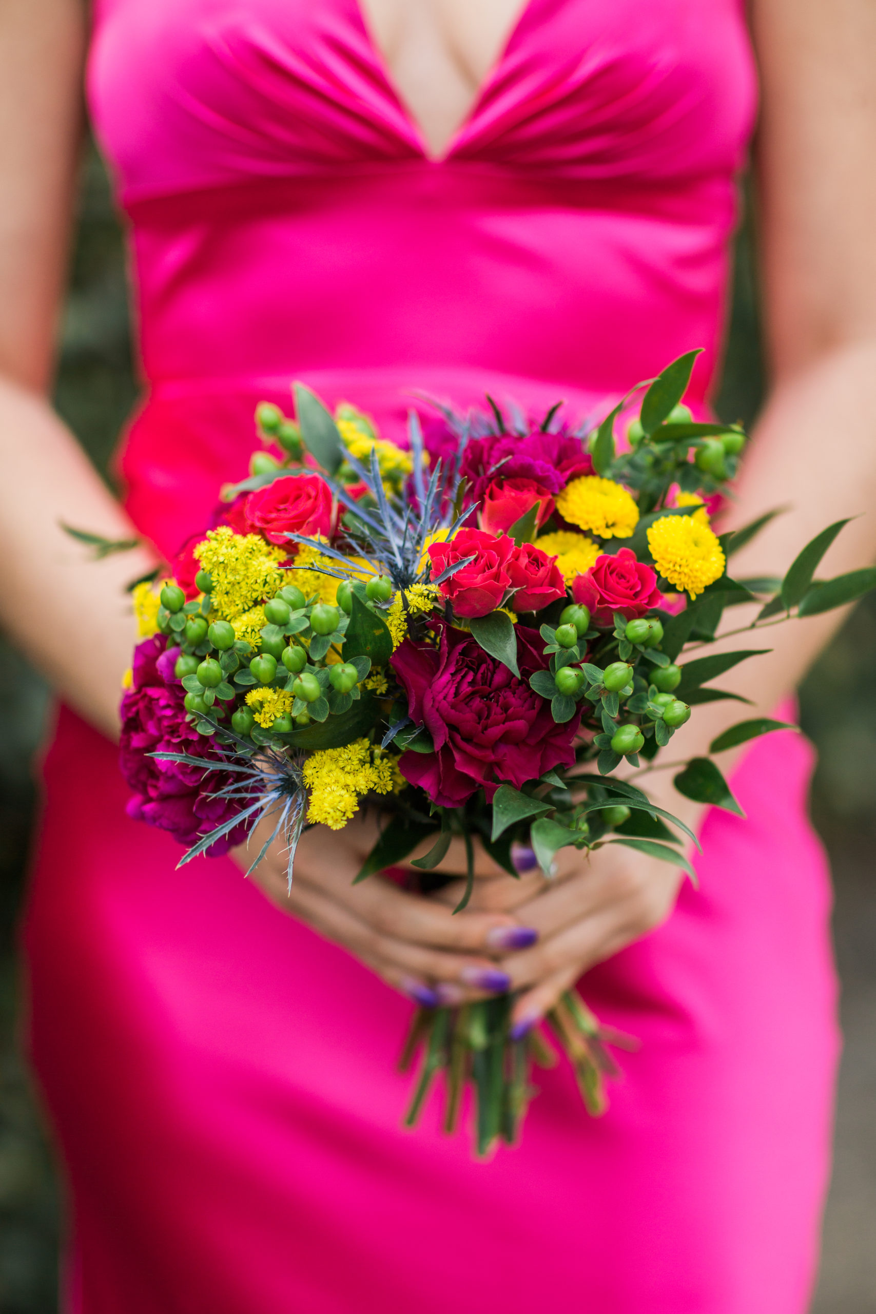 bold flower bouquet